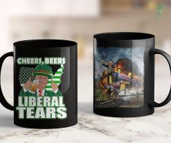 Trump 2020 Hat Walmart Best Trump St. Patricks Day Usa Cheers Beers Liberal Tears 11oz Coffee Mug %tag familyloves.com