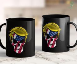 Trump 2020 Hoodie President Donald Trump Punisher Patriotic Usa Flag 11oz Coffee Mug %tag familyloves.com