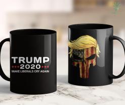 Trump 2020 Jacket Trump 2020 Make Liberals Cry Again Re-Elect Trump Gift 11oz Coffee Mug %tag familyloves.com