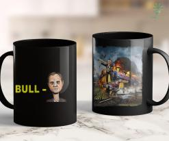 Trump 2020 Money Bull Schiff Funny Donald Trump Meme 11oz Coffee Mug %tag familyloves.com