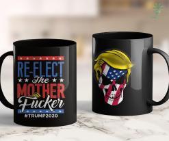 Trump 2020 Platform Re-Elect The Mfer Pro Trump Usa President Election 11oz Coffee Mug %tag familyloves.com