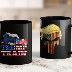 Trump 2020 Quotes Trump 2020 Train T For Kids Men Girls 11oz Coffee Mug %tag familyloves.com