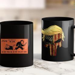 Trump 2020 Reelection Trump Chump Go Directly To Jail 11oz Coffee Mug %tag familyloves.com