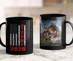 Trump 2020 Slogan American Flag Design Trump 2020 11oz Coffee Mug %tag familyloves.com