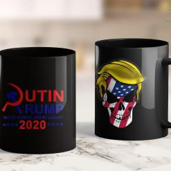 Trump 2020 Store Putin Trump Make Russia Great Again 2020 Election 11oz Coffee Mug %tag familyloves.com