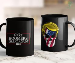 Trump 2020 Vice President Ok Boomer Maga Make Boomers Great Again Funny Trump 11oz Coffee Mug %tag familyloves.com