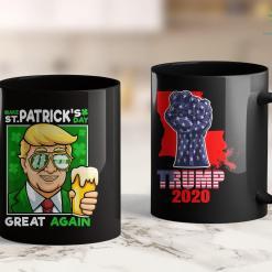 Trump Campaign Shirts Latinos For President Trump 2020 11oz Coffee Mug %tag familyloves.com