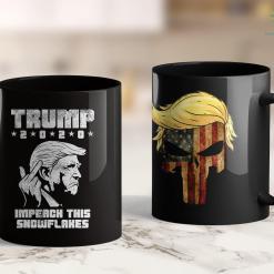 Trump Polo Shirt Real Women Vote Trump 11oz Coffee Mug %tag familyloves.com