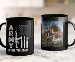 Trump 2020 Yard Sign God Guns And Trump 2Nd Amendment 11oz Coffee Mug %tag familyloves.com