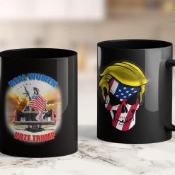 Trump Face Shirt Trump Make St Patricks Day Great Again Mens Womens 11oz Coffee Mug %tag familyloves.com