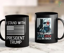 Trump Pocket T Shirt Make St Patricks Day Great Again Funny Trump 11oz Coffee Mug %tag familyloves.com