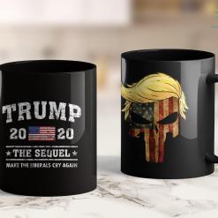 Trump Sweater Donald Trump Maga 2020 11oz Coffee Mug %tag familyloves.com