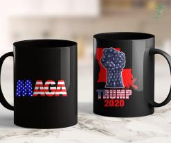 Trump T Shirts Amazon Quotveterans For Trumpquot With Black Horizontal Flag Design 11oz Coffee Mug %tag familyloves.com