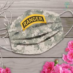 Us Army Bag Army Ranger Ranger Tab Classic Face Mask Gift %tag familyloves.com
