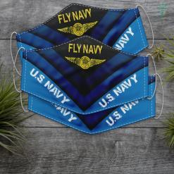 Us Navy Sign U.S Navy Original Fly Navy Gift Face Mask Gift %tag familyloves.com