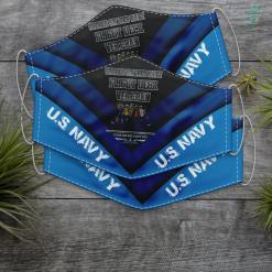 Us Navy Watch Us Navy Flight Deck Veteran Face Mask Gift %tag familyloves.com