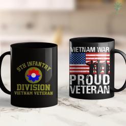 Veterans Association Donations 9Th Infantry Division Vietnam Veteran 11Oz 15Oz Black Coffee Mug %tag familyloves.com