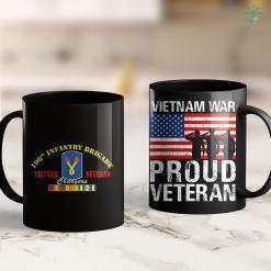 Veterans Furniture Pick Up 196Th Infantry Brigade Vietnam Veteran 11Oz 15Oz Black Coffee Mug %tag familyloves.com