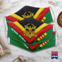 Vietnam Memorial Wall Free Vietnam South Vietnam Flag Face Mask Gift %tag familyloves.com