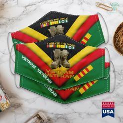 Vietnam Museum Vietnam War Vietnam Veteran Gift Us Veterans Day Face Mask Gift %tag familyloves.com