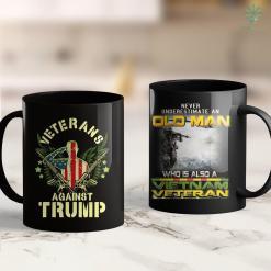 Vietnam Veteran Benefits 1St Cavalry Division Vietnam Veteran Airmobile 11Oz 15Oz Black Coffee Mug %tag familyloves.com