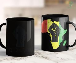 White Lives Matter Hbcu African Black Pride Fist Political Revolution 11Oz 15Oz Black Mug %tag familyloves.com