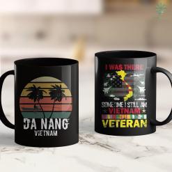 Who Is Considered A Vietnam Veteran Da Nang City Vietnam Retro Sunset Gift 11Oz 15Oz Black Coffee Mug %tag familyloves.com