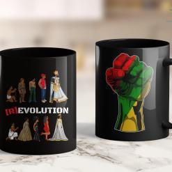 Who Started Black Lives Matter Black Power, Conscious, Woke Clothing For Hebrews And Moors 11Oz 15Oz Black Mug %tag familyloves.com