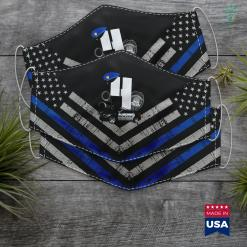 Ballistic Iphone 6 Plus Cases Kids 4 Year Old Police Birthday Officer Cop Cartheme 4Th Gift Cloth Face Mask Gift %tag familyloves.com