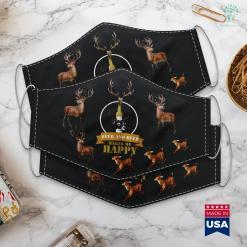 Bass Pro Shop Bristol Deer And Beer Hunting For Men Women Hunter Cloth Face Mask Gift %tag familyloves.com