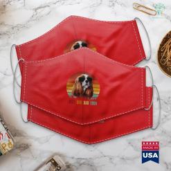Nutro Dog Food Mens Best Dog Dad Ever Cavalier King Charles Spaniel Gifts Face Mask Gift %tag familyloves.com