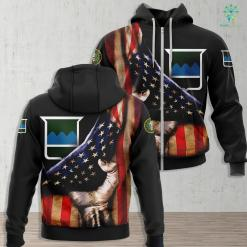 Army Base Missouri Ordnance Corps Plaque Zip-up Hoodie All Over Print %tag familyloves.com