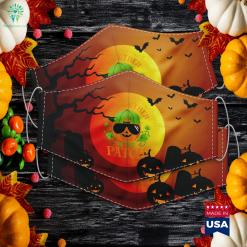 Big Brother Pumpkin Patch Matching Family Boys Halloween Halloween Blow Ups Cloth Face Mask Gift %tag familyloves.com