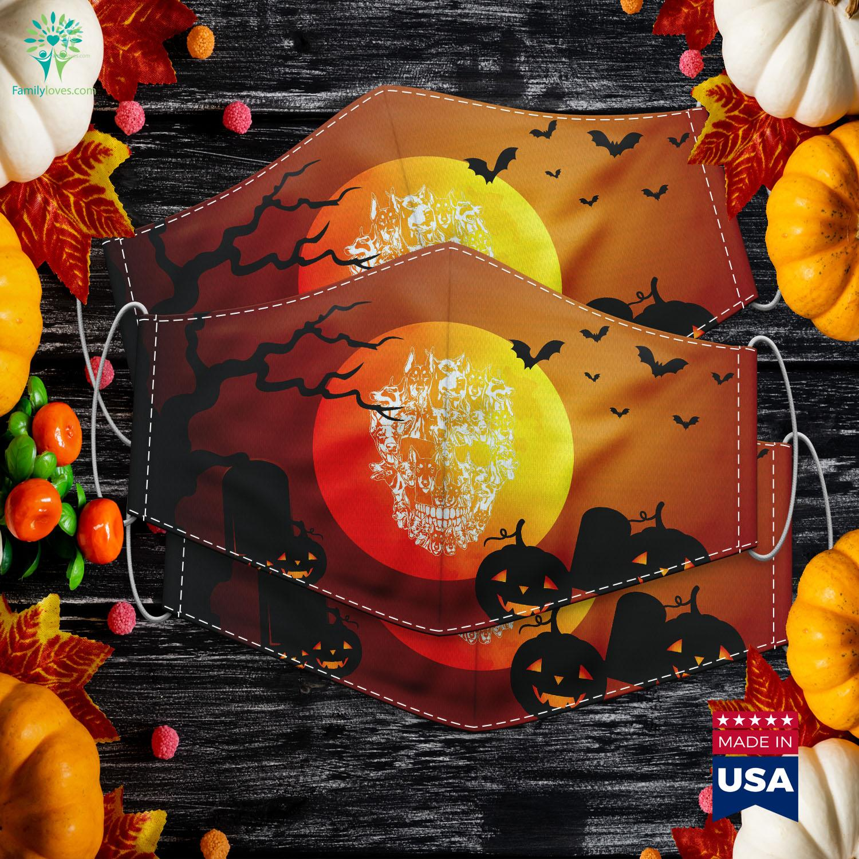 Doberman Halloween Costumes 2020 Doberman Dog Skull Best Halloween Costume Halloween Around The