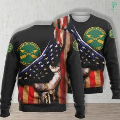 Hawaii Army National Guard Special Forces Branch Plaque Unisex Long Sleeve Sweatshirt All Over Print %tag familyloves.com
