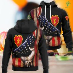 Us Army Poncho 25Th Infantry Division Ssi Unisex Hoodie All Over Print %tag familyloves.com