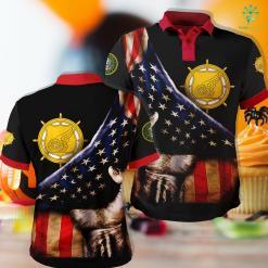 Us Army Specialist Transportation Corps Emblem Polo Shirt All Over Print %tag familyloves.com