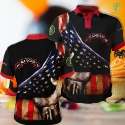 Us Army T Shirt 3Rd Ranger Battalion Ssi Polo Shirt All Over Print %tag familyloves.com
