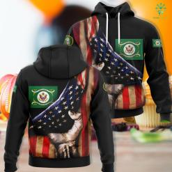 Us Army Vehicles Army Retired Flag Unisex Hoodie All Over Print %tag familyloves.com