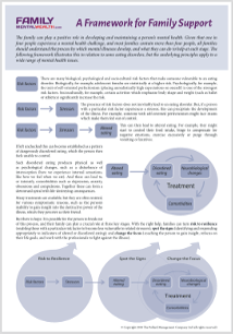 Framework for Family Support graphic