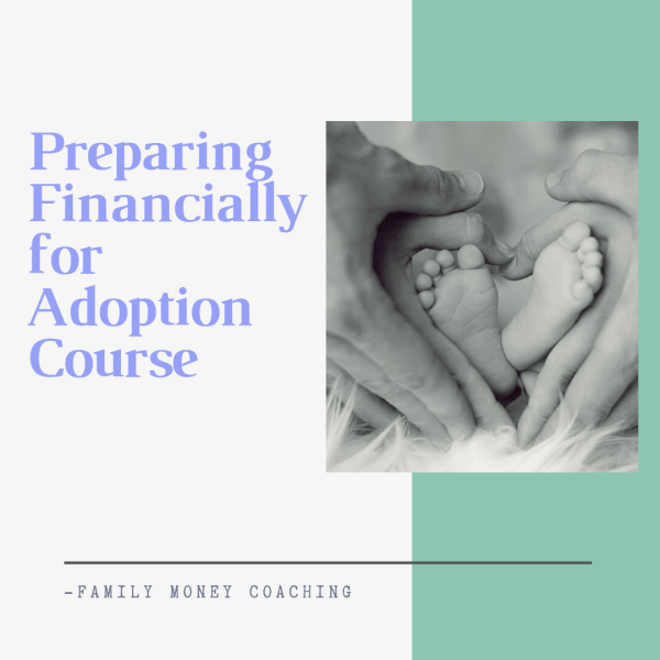 Preparing Financially For Adoption Course logo