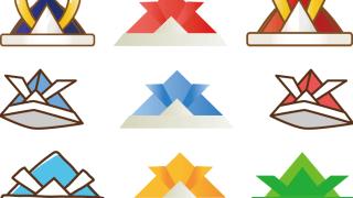 兜(かぶと)の折り紙