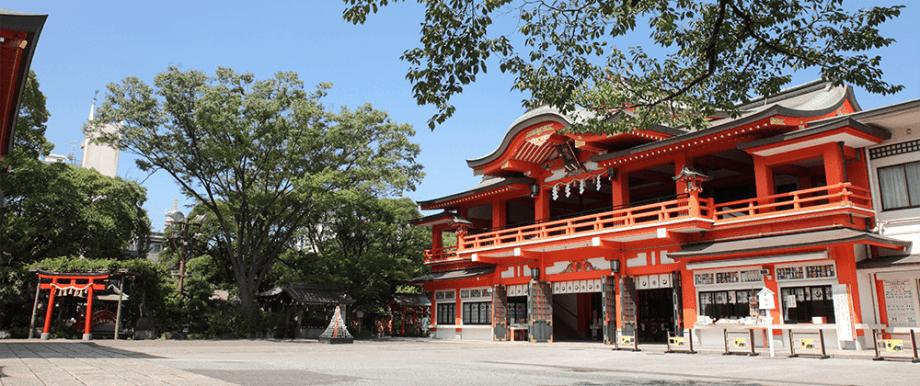 【関東 千葉県】千葉神社