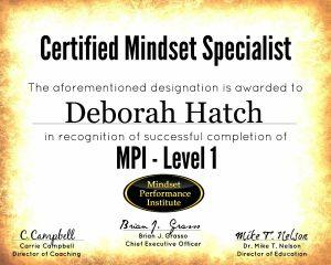 MPI Level I