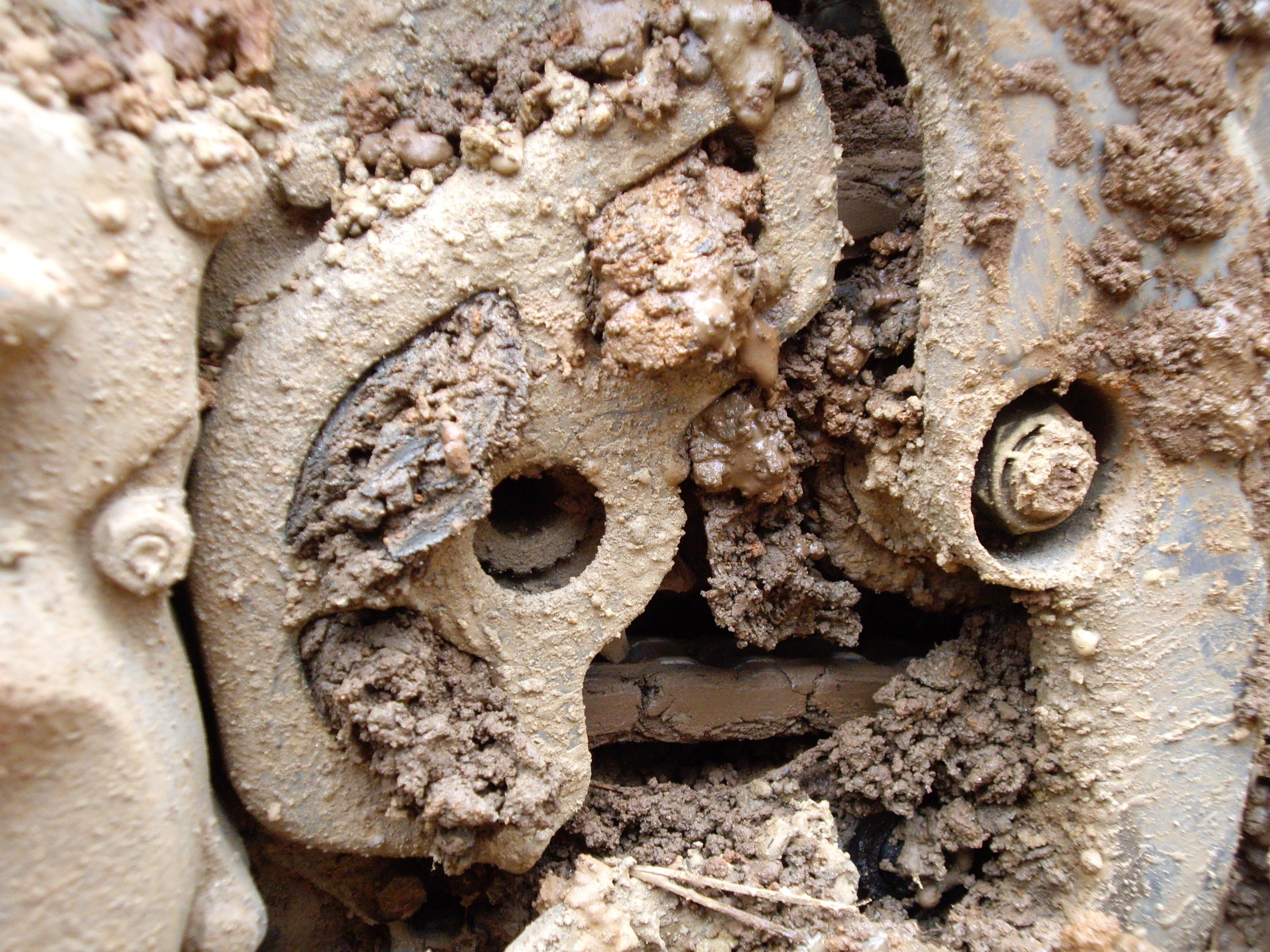 Muddy Sprocket