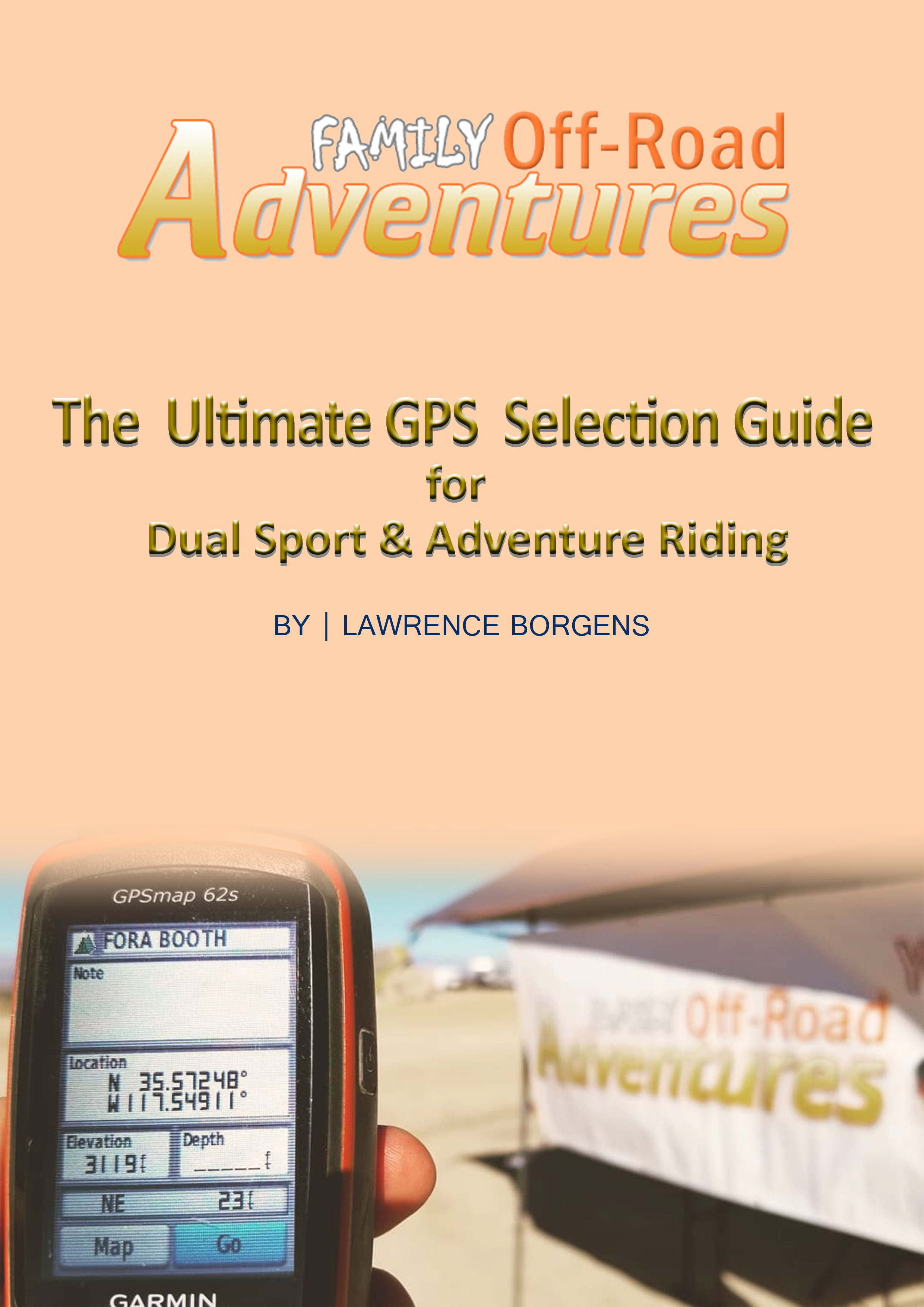 Ultimate GPS Selection Guide for Dual Sport & Adventure Riding