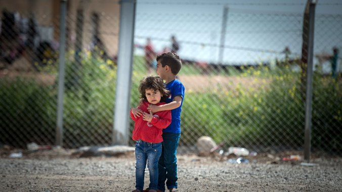 Migrants and Refugees - Advocacy