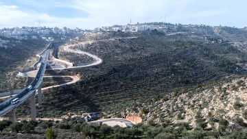 Beit Jala and Cremisan Valley