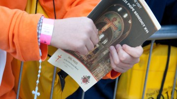 Papal Visit: Collection in parishes