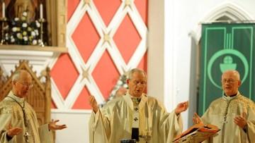"Archbishop of Cardiff looks ahead to ""joyful visit"""